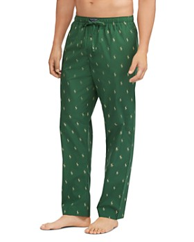 Polo Ralph Lauren - Logo-Print Pajama Pants