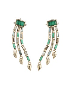 Alexis Bittar - Sculptural Drop Earrings