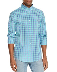 Vineyard Vines - Shady Oak Classic Fit Button-Down Shirt - 100% Exclusive