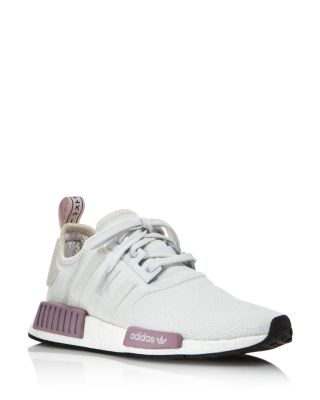 Women's Nmd R1 Knit Athletic Sneakers by Adidas