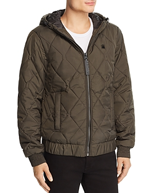 G-star Raw Whistler Meefic Hooded Bomber Jacket