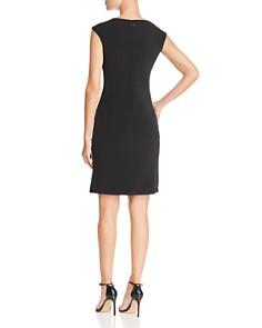 Calvin Klein - Embellished Cap Sleeve Dress