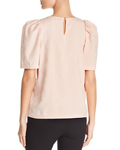 Calvin Klein - Puff Sleeve Top