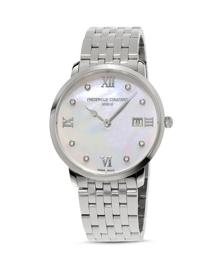 Frederique Constant - Slimline Watch, 36mm