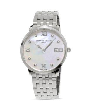 Frederique Constant Slimline Watch, 36mm