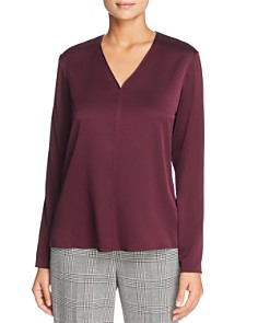 BOSS - Ivala V-Neck Top