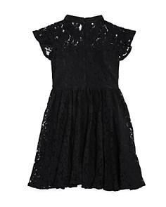 Bardot Junior - Girls' Katanna Lace Flutter-Sleeve Dress - Big Kid