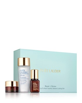 Estée Lauder - Repair + Renew Gift Set for Youthful, Radiant-Looking Skin ($55 value)