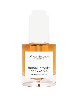 African Botanics NEROLI-INFUSED MARULA OIL