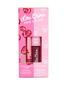 Lime Crime - Dark Mini Lip Kit