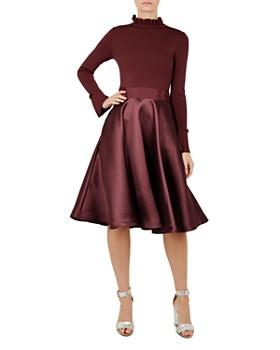 Ted Baker - Zadi Frill-Cuff Dress