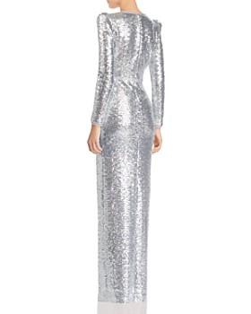 Rachel Zoe - Sue Sequin V-Neck Gown - 100% Exclusive