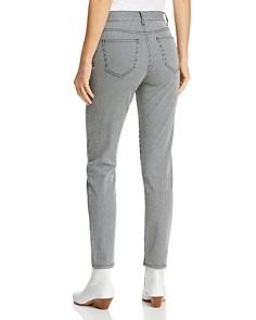 Joie - Aerindis Straight-Leg Jeans in Cadet Stripe