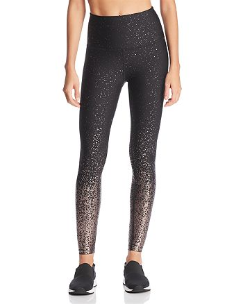 1c641e83ba Beyond Yoga Alloy Ombré High-Waist Leggings | Bloomingdale's