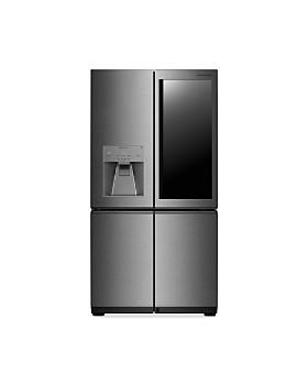 LG SIGNATURE - SIGNATURE Smart Wi-Fi-Enabled InstaView™ Door-in-Door® Refrigerator #LUPXS3186N