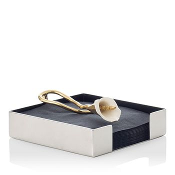 Michael Aram - Calla Lily Cocktail Napkin Holder