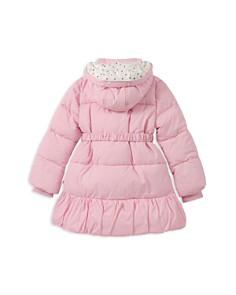 kate spade new york - Girls' Rosette Puffer Jacket - Big Kid
