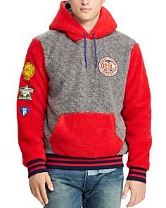 Polo Ralph Lauren - Great Outdoors Color-Block Hooded Fleece Sweatshirt
