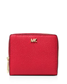 MICHAEL Michael Kors - Money Pieces Leather Zip Around Wallet