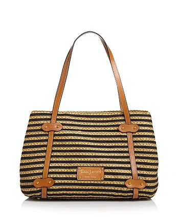 Eric Javits - Newport Striped Tote