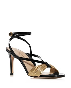 MARION PARKE - Women's Lucy Strappy High-Heel Sandals