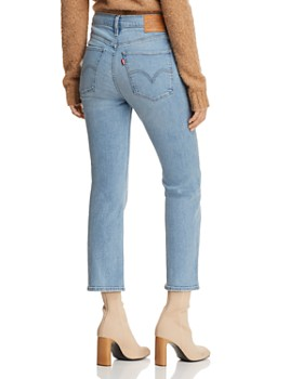 Levi's - Mile High Crop Flare Jeans in Late to the Game