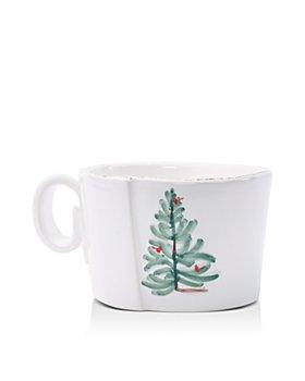 VIETRI - Lastra Holiday Jumbo Cup