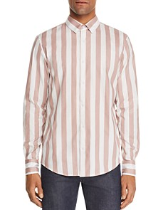 Sovereign Code - Beatle Striped Regular Fit Shirt