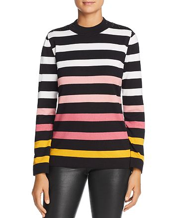 KARL LAGERFELD Paris - Striped Sweater