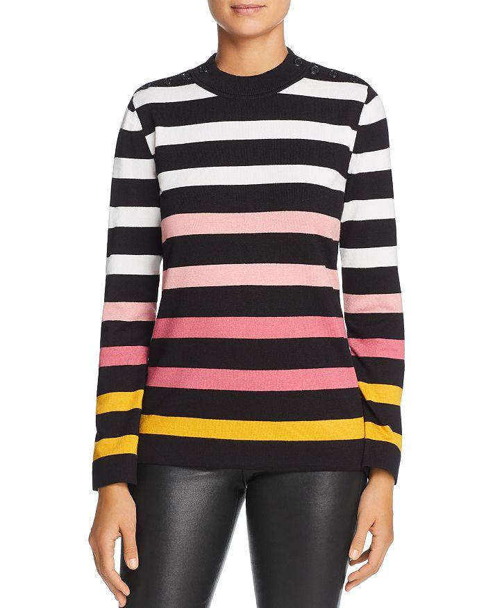 KARL LAGERFELD Paris - Striped Sweater