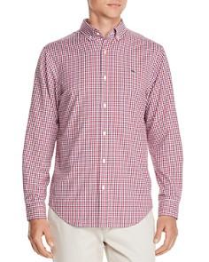 Vineyard Vines - Cromwell Check-Print Classic Fit Button-Down Shirt