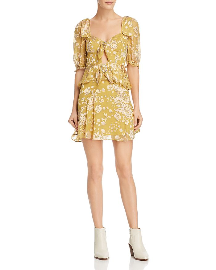 94bf9718e6e8 For Love   Lemons - Cosmo Mini Dress