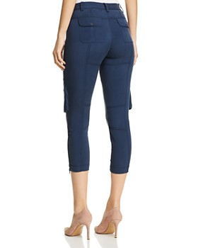 Go by Go Silk - Cropped Utility Pants