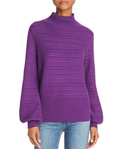 The Fifth Label - Fervour Speckled Rib-Knit Sweater