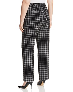 Lyssé Plus - Jackie Printed Wide-Leg Pants