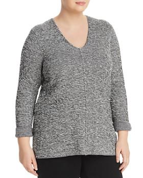 12f2dbcecd3 NIC and ZOE Plus - Marled Sweater ...