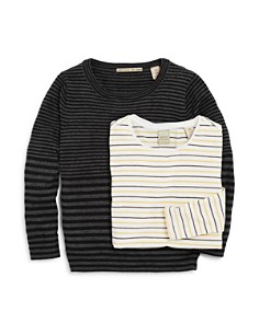 Scotch Shrunk - Boys' Striped Shirt & Tee Set - Little Kid, Big Kid