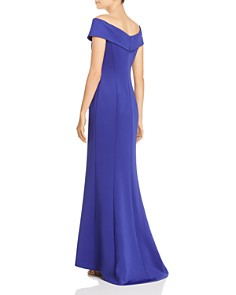 Eliza J - Off-the-Shoulder Gown