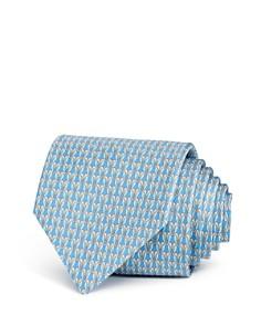 Salvatore Ferragamo - Penguins Silk Classic Tie