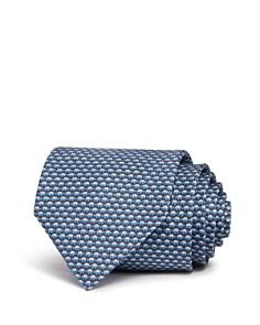 Salvatore Ferragamo - Micro-Elephants Silk Classic Tie