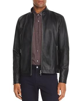 75b54e68d1c1 Theory - Kelleher Morvek L Leather Jacket ...