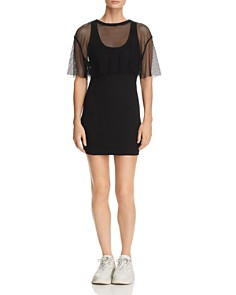 Kendall + Kylie - Two-Piece Tank Dress