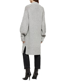 ALLSAINTS -  Alicia Oversized Long Cardigan