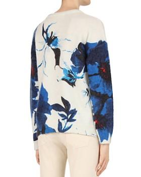 Gerard Darel - Camilla Floral-Print Sweater