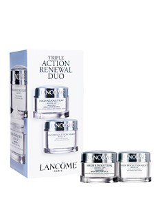 Lancôme - High Résolution Refill-3X™ Triple Action Renewal Duo ($202 value)