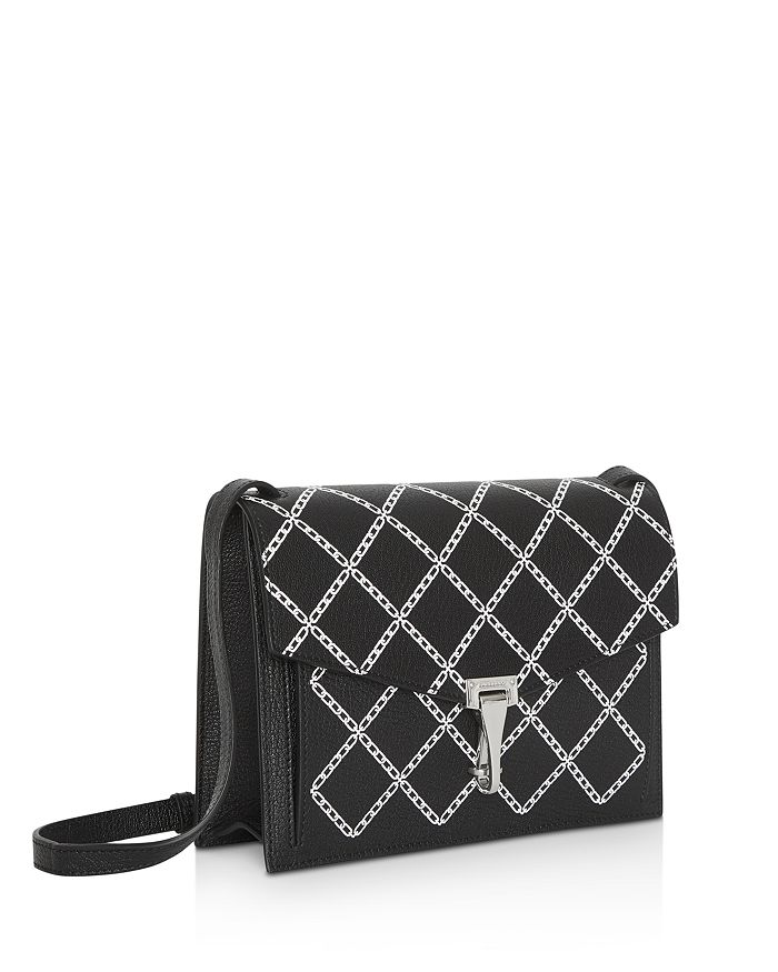 Burberry Small Link Print Leather Crossbody   Bloomingdale s a194227fc0