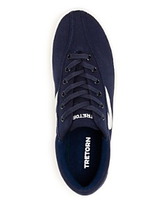 Tretorn - Men's Nylite Plus Denim Low-Top Sneakers