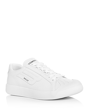 Bally Men's New Competition Leather Low-Top Sneakers - 100% Exclusive
