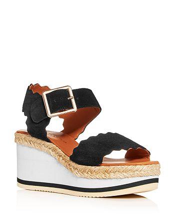 Andre Assous - Women's Carla Platform Wedge Sandals