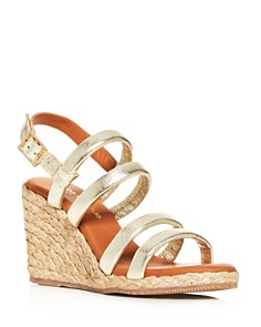 Andre Assous - Women's Rebecca Strappy Wedge Sandals
